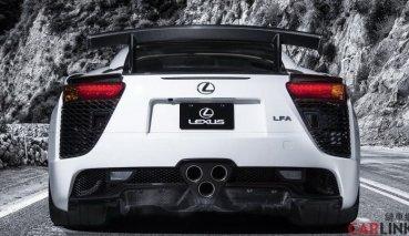 V8、V10將成絕響?LEXUS F系列全面導入Hybrid混合動力