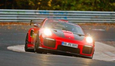 「綠色地獄」快7秒的「秘密」!Porsche 991 GT2 RS「MR版」套件售價曝光