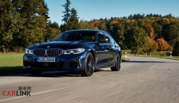 只比M3慢0.3秒 BMW M340i xDrive 345萬元在台上市