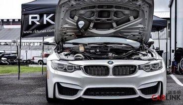 「千匹」再升級「破千匹」!BMW F80 M3全球第一猛「1087whp」式樣現身by RK-Tunes