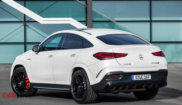 X6M要小心了!Mercedes-AMG GLE 63 Coupe正式亮相