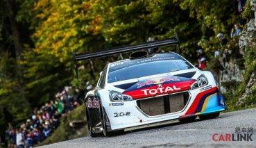 「神級組合」再現身!WRC九冠王+Peugeot 208 T16 Pikes Peak「轟炸」山道