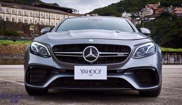 【新車圖輯】克拉克的外表、超人的內在 Mercedes-AMG E 63 4 MATIC+東北角試駕