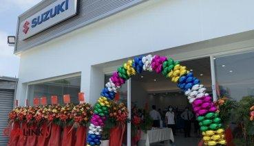 SUZUKI 提升在地服務動能,「斗南」營業所隆重開幕!