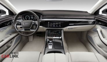 該如何使用全新Audi A8的觸控螢幕?