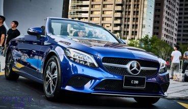 【新車圖輯】C咖家族全面進攻!Mercedes-Benz C-Class新增敞篷款、Saden車型196萬元起!