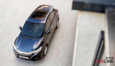 小改款HONDA HR-V亮相,配置主動降噪技術! 預計年底在台發表