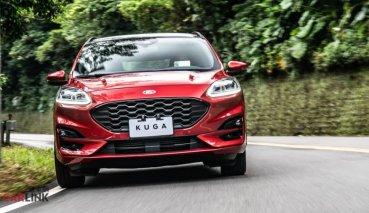 Ford KUGA將推出「加長型三排七人座」車型,預計2022年登場