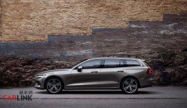 三種動力規格!大改款VOLVO V60 190萬元起正式上市