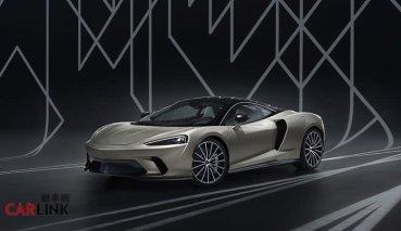 怎麼縫?都行!McLaren GT by MSO靈感取自「大英博物館」屋頂