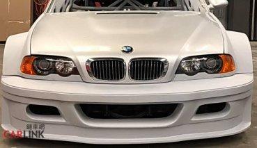 「賞味期」無限!BMW「老米漿」E36輕量化「暴龜版」