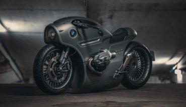 戰鬥民族改BMW R nineT,美到逆天!