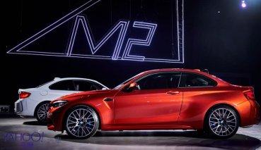 【新車圖輯】舊瓶新裝再進化!BMW強悍鉅獻M2 Competition