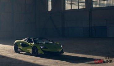 只比Coupe重50kg!McLaren上空新作600 LT Spider正式亮相