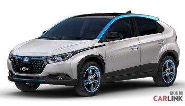 量產版LUXGEN U5 EV準備亮相,最高車速150km/h