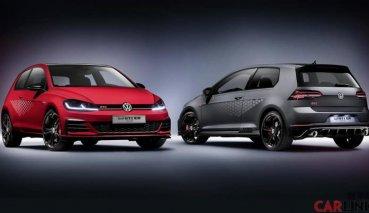 不是最強但是最快!VW Golf GTI TCR正式曝光