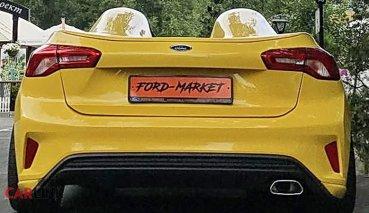 「極度任性」改裝!Ford Fcous Mk4驚見「全上空」Speedster式樣