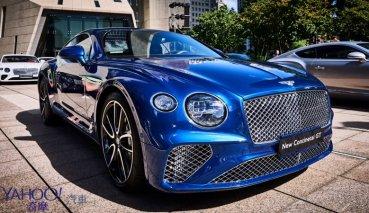 只有Bentley才能超越Bentley!2億15輛陣容、全新第3代Continental GT亞太超首發!