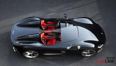 Ferrari上空新秀, 799HP Monza SP1、SP2揭露!