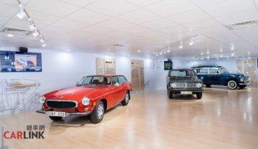 原廠級博物館在台開幕:「VOLVO Estate Museum跨時空旅行車博物館」