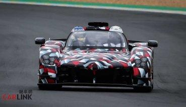 「神」降臨!TOYOTA GR Super Sport測試車首度現身,預計明年初亮相