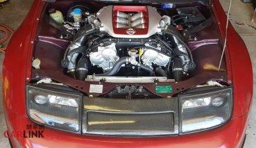 「淑女」變「潑婦」!Nissan 300ZX超鬥力「VR38DETT」落引擎式樣