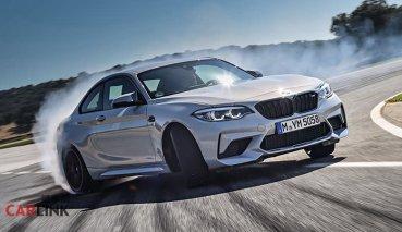 六速手排!370萬元!BMW M2 COMPETITION手排版登台