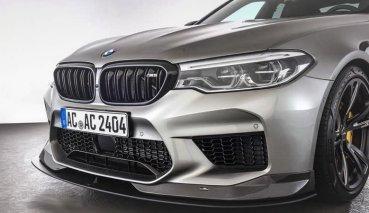 「超跑版」房車!BMW F90 M5 Competition飆破「700hp」大關by AC Schnitzer