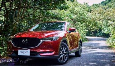 休旅年代的駕馭初衷!2019年式Mazda CX-5試駕
