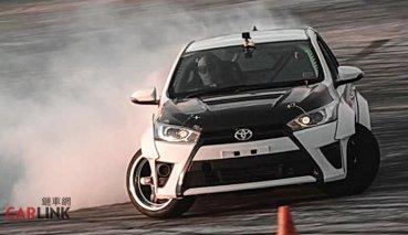 馬力「漲七倍」!Toyota Yaris超猛「鴨王改」