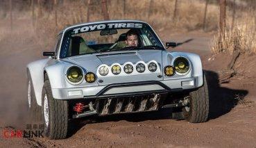 Porsche青蛙「天龍版」!Type 930「氣冷老保」稀有「全地形」越野版