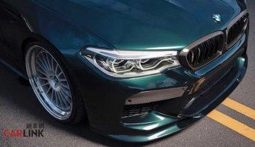 高顏質的「低調改」!Sterckenn再推出BMW F90 M5外觀套件