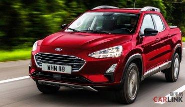 Ford Focus貨卡車型確定量產!你有何想法?
