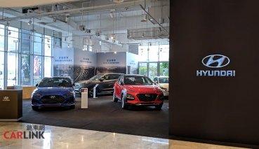 拉近與消費者距離,HYUNDAI品牌概念館台中文心秀泰開幕