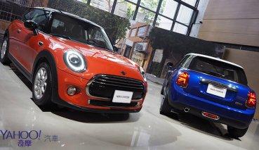 終於等到米字旗尾燈!Mini Cooper經典系小改款預售113萬元起!