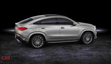 一款柴油、兩款AMG!383萬元起Mercedes-Benz GLE Coupé開放接單