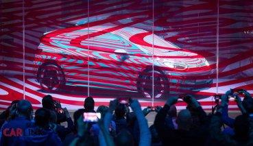 特斯拉要小心了!VW首款量產電動車ID.3預購首週湧15000張訂單