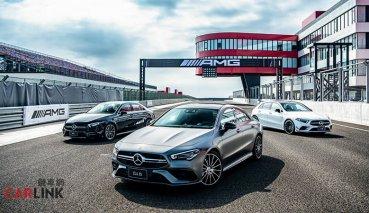 最親民的Mercedes-AMG來了!全新「35」系列250萬元起登台發表