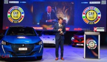 掀背車還是歐洲人的菜 ,PEUGEOT 208勇奪歐洲年度風雲車大獎