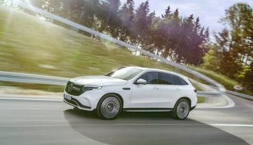 Mercedes-Benz首款量產純電動車EQC於德國正式發表!