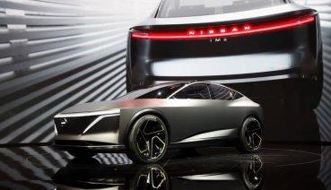 【底特律車展】Nissan IMs概念車開創跨界跑房車新篇章