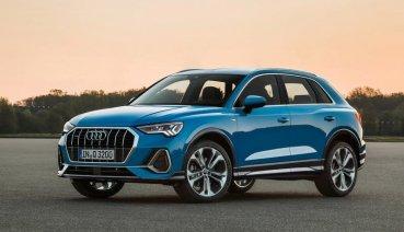 BMW X1請小心,全新Audi Q3大改款登場!