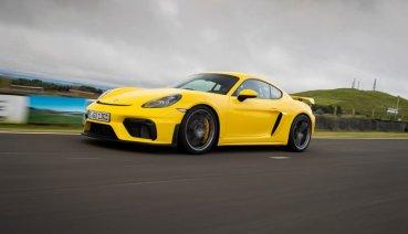 最強Porsche 718 Cayman,Cayman GT4 RS動力上看500匹