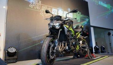 48.8萬元便能擁有電控加持的全新Kawasaki Z900