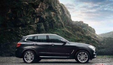 2020年式全新BMW X3、X4進化登場 全面升級iDrive7.0全數位虛擬座艙