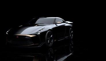 東瀛戰神穿雅典娜聖衣?Italdesign竟然公佈Nissan GT-R 50原型車完整設計案!