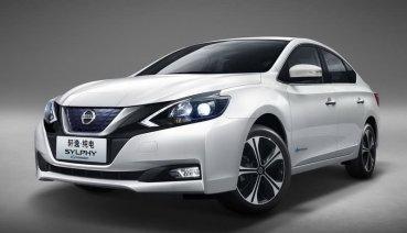 【2018北京車展】又是中國限定! Nissan Sylphy電動車北京車展現身