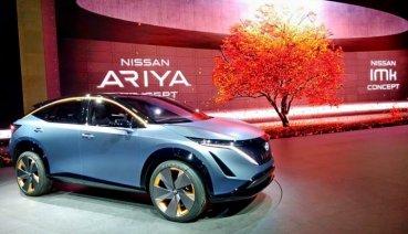 【東京車展】從Nissan Aria Concept看未來產品走向