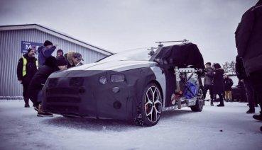Hyundai i20 N瑞典冰湖測試照曝光,最快2020年底亮相!