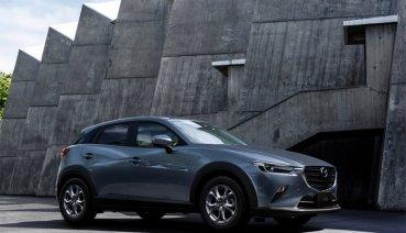 Mazda CX-3提供更入門的1.5升Skyactiv-G,百週年特仕車7月登場